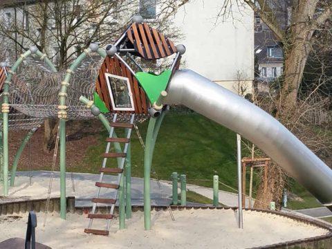Artikelbild von Rutschenturm in Giesenberg