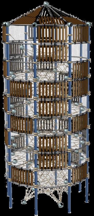 Spielgerät von Towers