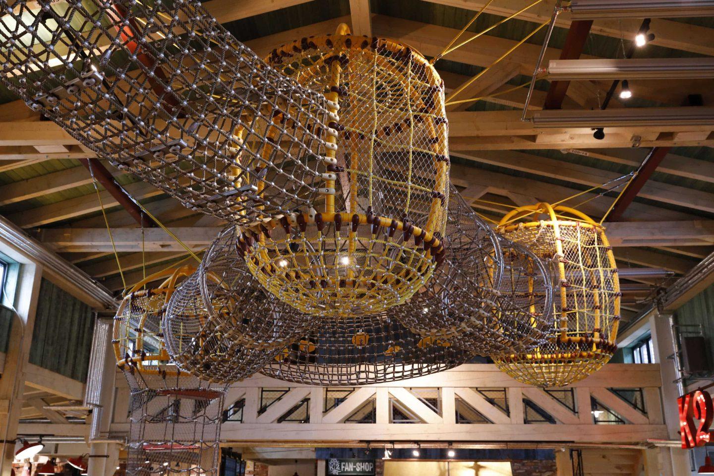 Kletterkartoffel der Berliner Seilfabrik bei Karls – Spielgeräte fürs Leben