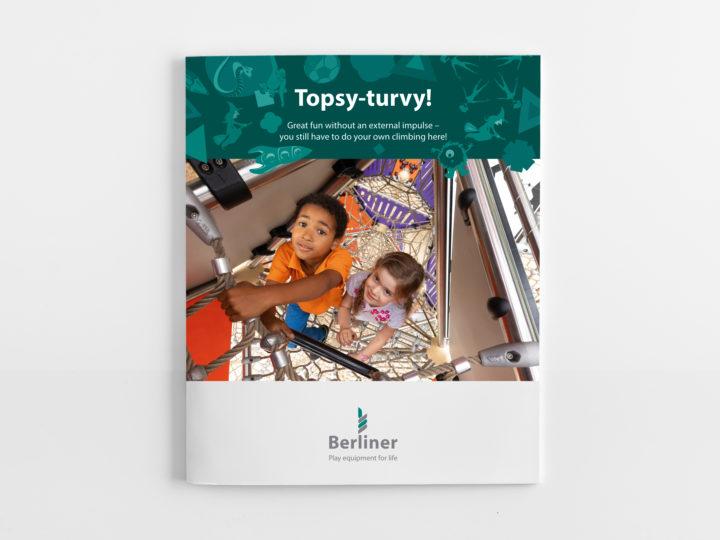 Topsy-turvy!