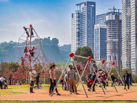 Artikelbild von Urbane Spielwiesen in Mexiko