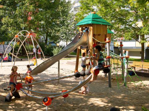 Artikelbild von Ein Spielplatz für die HOWOGE
